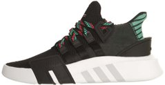 "Мужские кроссовки Adidas EQT Support Basketball Adv ""Core Black/Sub Green"""