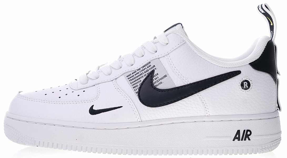 "Кроссовки Nike Air Force 1 '07 LV8 Utility ""White"", 40"