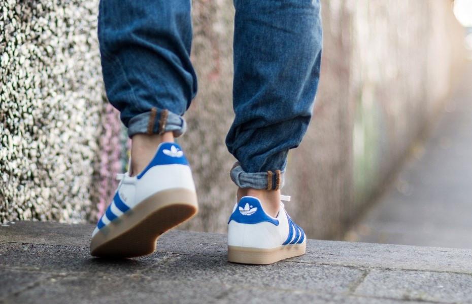 hot sale online 1aaaa 9b5e2 ... Мужские кроссовки Adidas Originals Gazelle Vintage