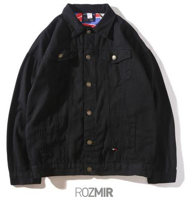 8e7a874cd1e5 Мужская джинсовая куртка Tommy Hilfiger