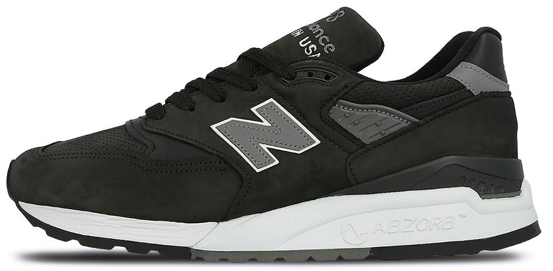 Мужские кроссовки New Balance M998DPHO ASH