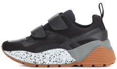 Женские кроссовки Stella McCartney Eclypse Black Sneakers, 41