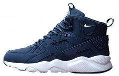 "Мужские кроссовки Nike Air Huarache Winter High Top ""Blue"", 42"