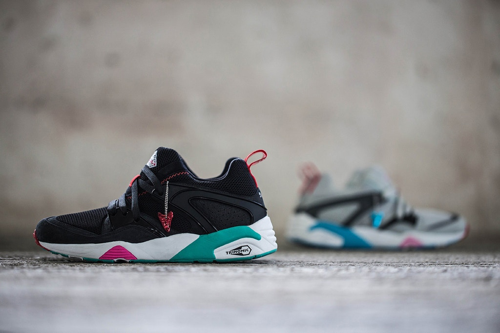 ... Мужские кроссовки Sneaker Freaker x Puma Blaze of Glory