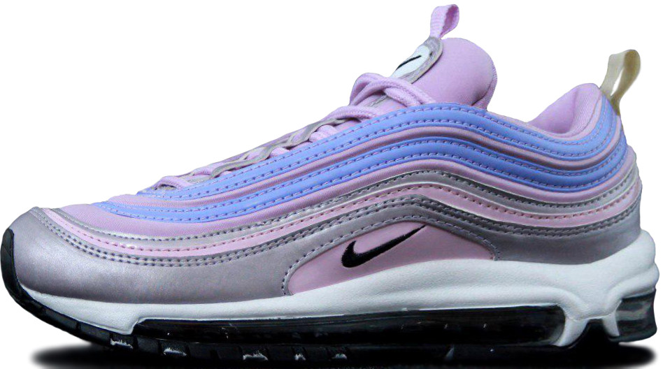 "Женские кроссовки Nike Air Max 97 ""Silver/Pink/Blue"", 40"