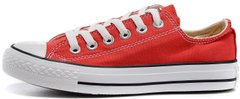 "Кеды Converse Chuck Taylor All Star Low ""Red"", 40"
