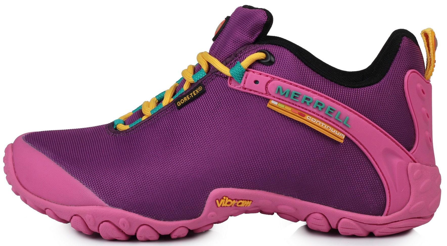 "Женские кроссовки Merrell Continuum Gore-Tex ""Purple/Pink"", 40"