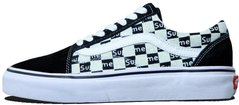 "Кеды Supreme x Vans Old Skool ""Black/White"", 39"