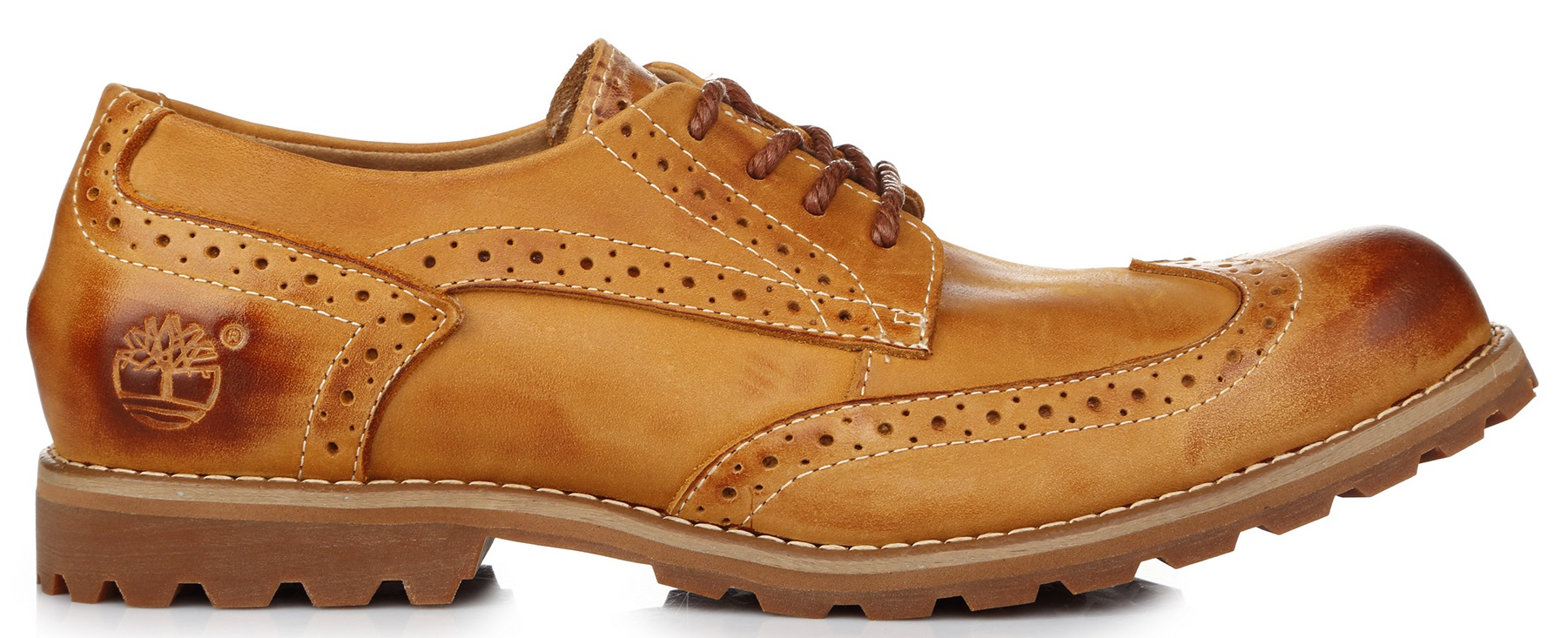 "Мужские туфли Timberland Earthkeepers Oxford ""Yellow"", 43"
