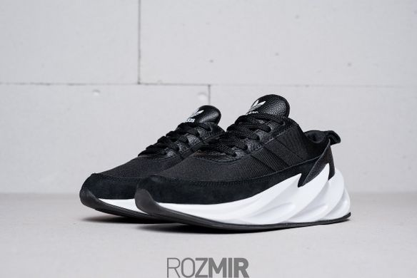 "Кроссовки adidas Sharks x Nikanor Yarmin ""Black / White"", 36"