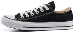 "Кеды Converse Chuck Taylor All Star Low ""Black"", 39"