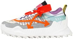 "Кроссовки OFF-WHITE ODSY-1000 Sneakers ""White/Orange"", 40"