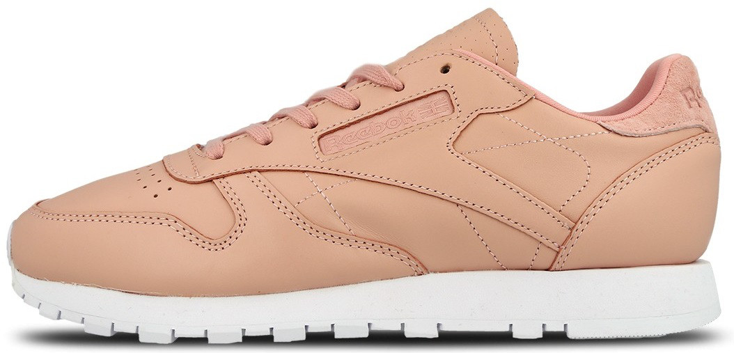 "Женские кроссовки Reebok Classic Leather NT ""Rose Cloud/ White"", 39"
