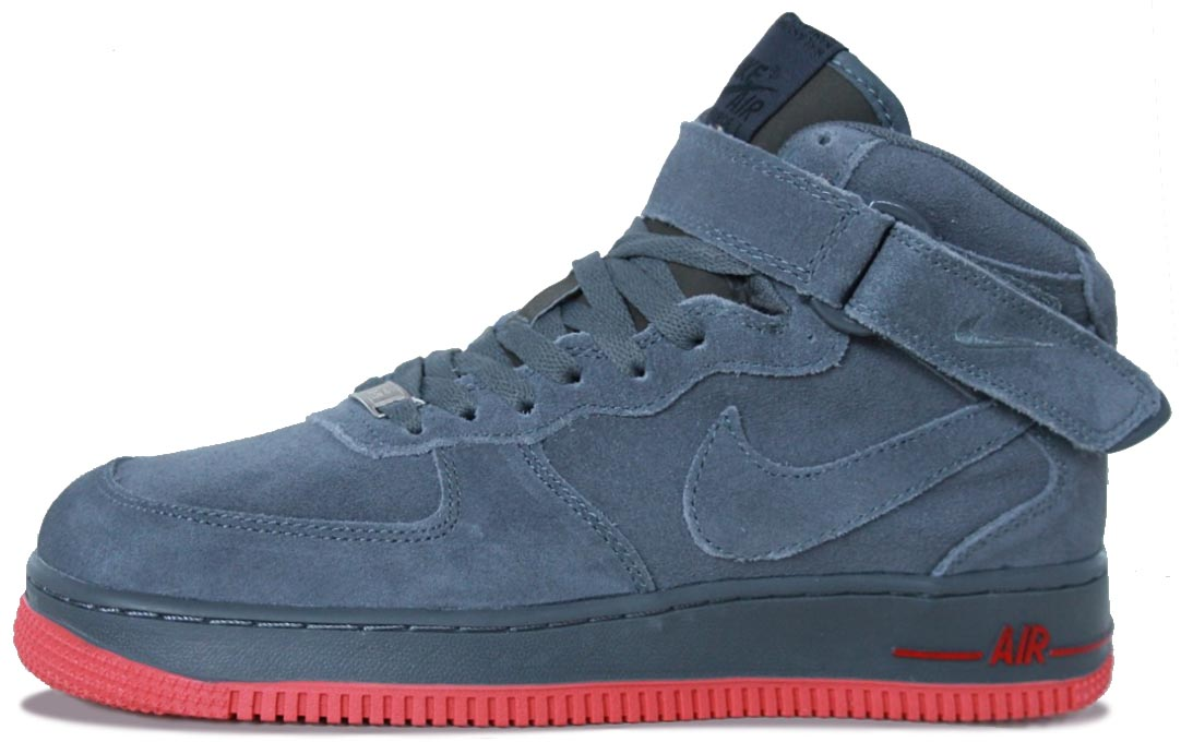 Мужские зимние кроссовки Nike Air Force High Winter