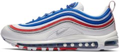 "Мужские кроссовки Nike Air Max 97 All Star Jersey ""Game Royal / Metallic Silver"", 45"