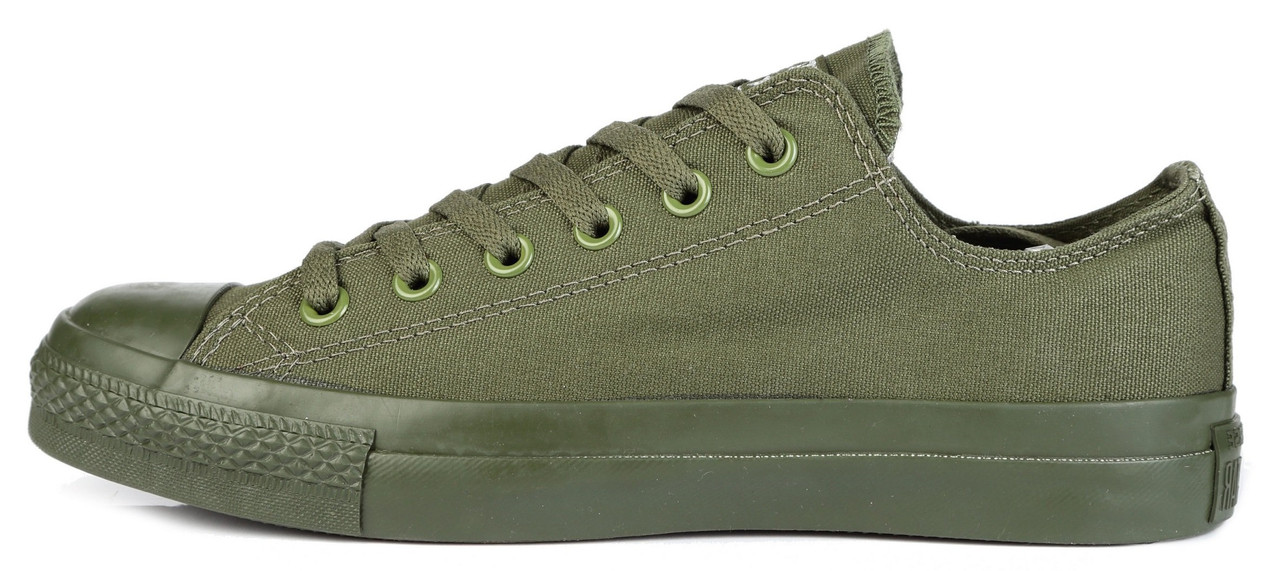 "Мужские кеды Converse Chuck Taylor All Star Low ""Mono Green"", 44"