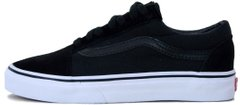 "Женские кеды Vans Old Skool ""Black/Black/White"", 41"