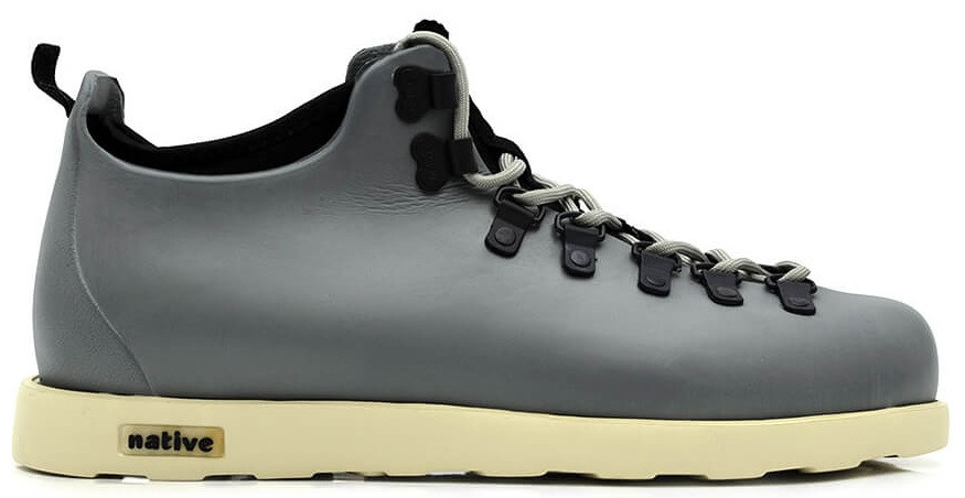 "Мужские ботинки Native Fitzsimmons Boot ""Grey/Shell White"", 43"
