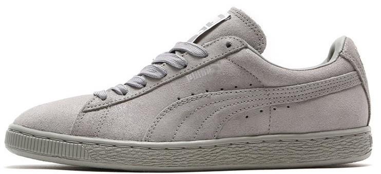 77e47c472b6619 Купить Чоловічі кросівки Puma Suede Classic Matte & Shine Сірий ...