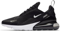 Кроссовки Nike Air Max 270 Black/White , 45