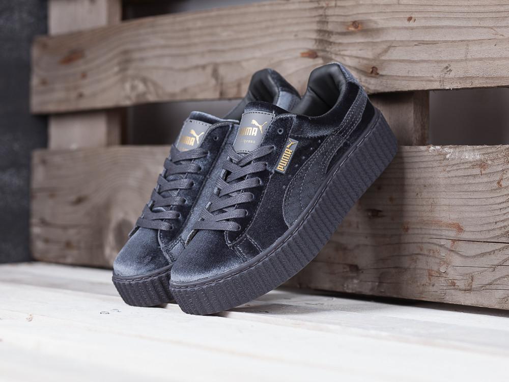 Купить Жіночі кросівки Rihanna x Puma Fenty Creeper Velvet