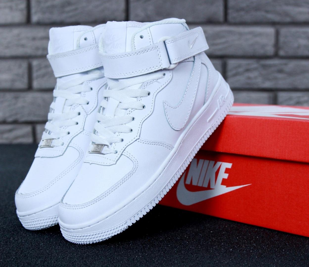 97529256eb2c9a ... Жіночі зимові кросівки Nike Air Force High Winter