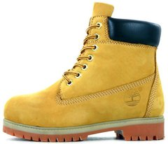 "Ботинки Timberland 6 inch Lite Edition ""Yellow"", 39"