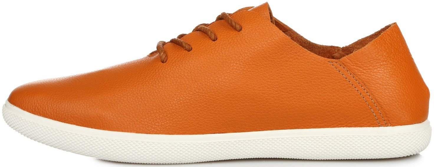"Мужские кеды ECCO Casual Blucher ""Orange"", 44"