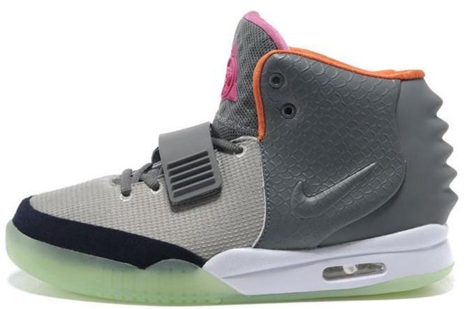 3b3322a1 Мужские кроссовки Nike Air Yeezy 2