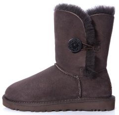 "Женские угги UGG Bailey Button ""Chocolate"", 40"