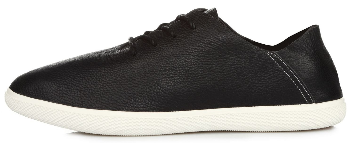 "Мужские кеды ECCO Casual Blucher ""Black"", 44"