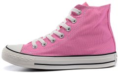 "Женские высокие кеды Converse Chuck Taylor All Star High ""Pink"", 41"