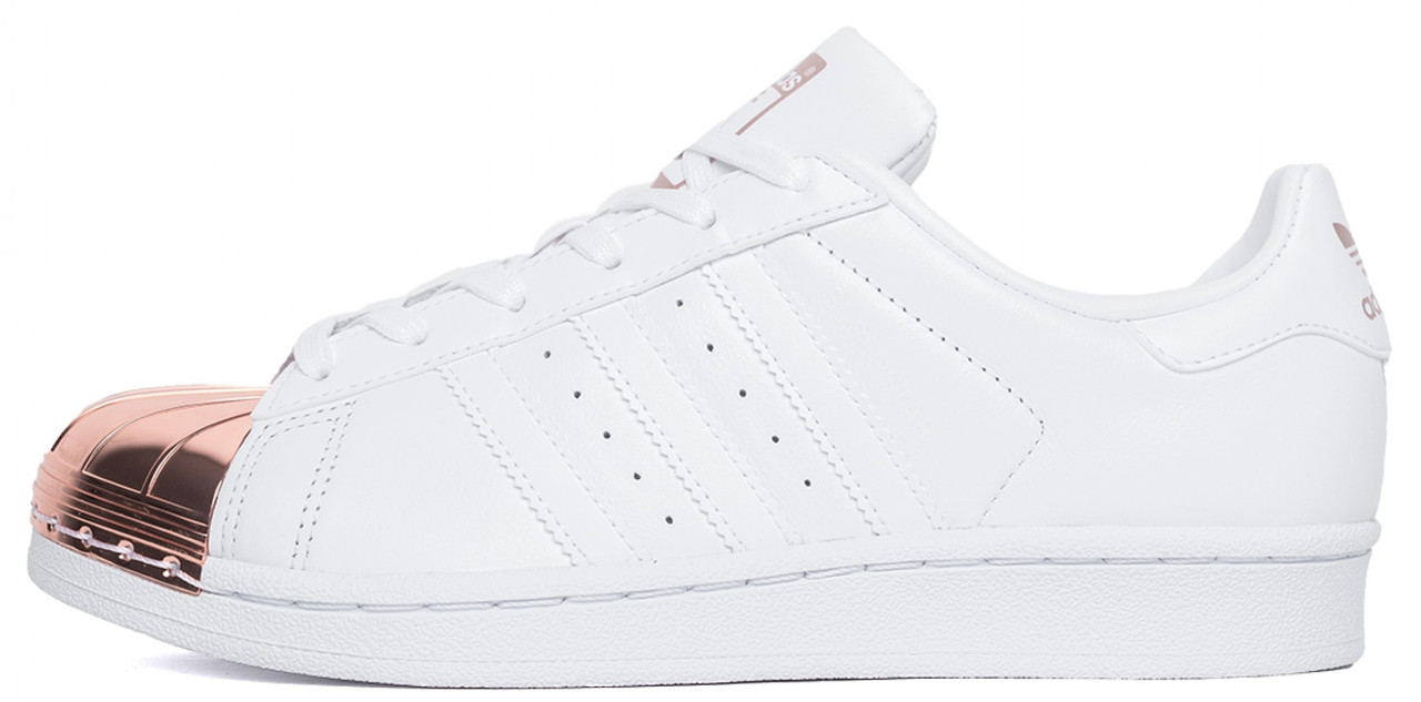 c0315e7f3e88fb Жіночі кросівки Adidas Originals Superstar Metal Toe
