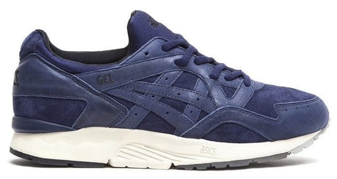 "Мужские кроссовки Commonwealth x Asics Gel Lyte V ""Navy"", 44"