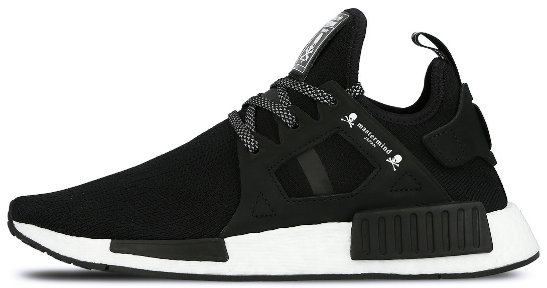 "Мужские кроссовки Mastermind Japan x Adidas NMD XR1 ""Black"", 44"