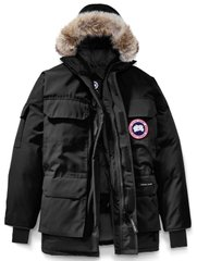 "Пуховик Canada Goose Expedition Parka ""Black"", XL"