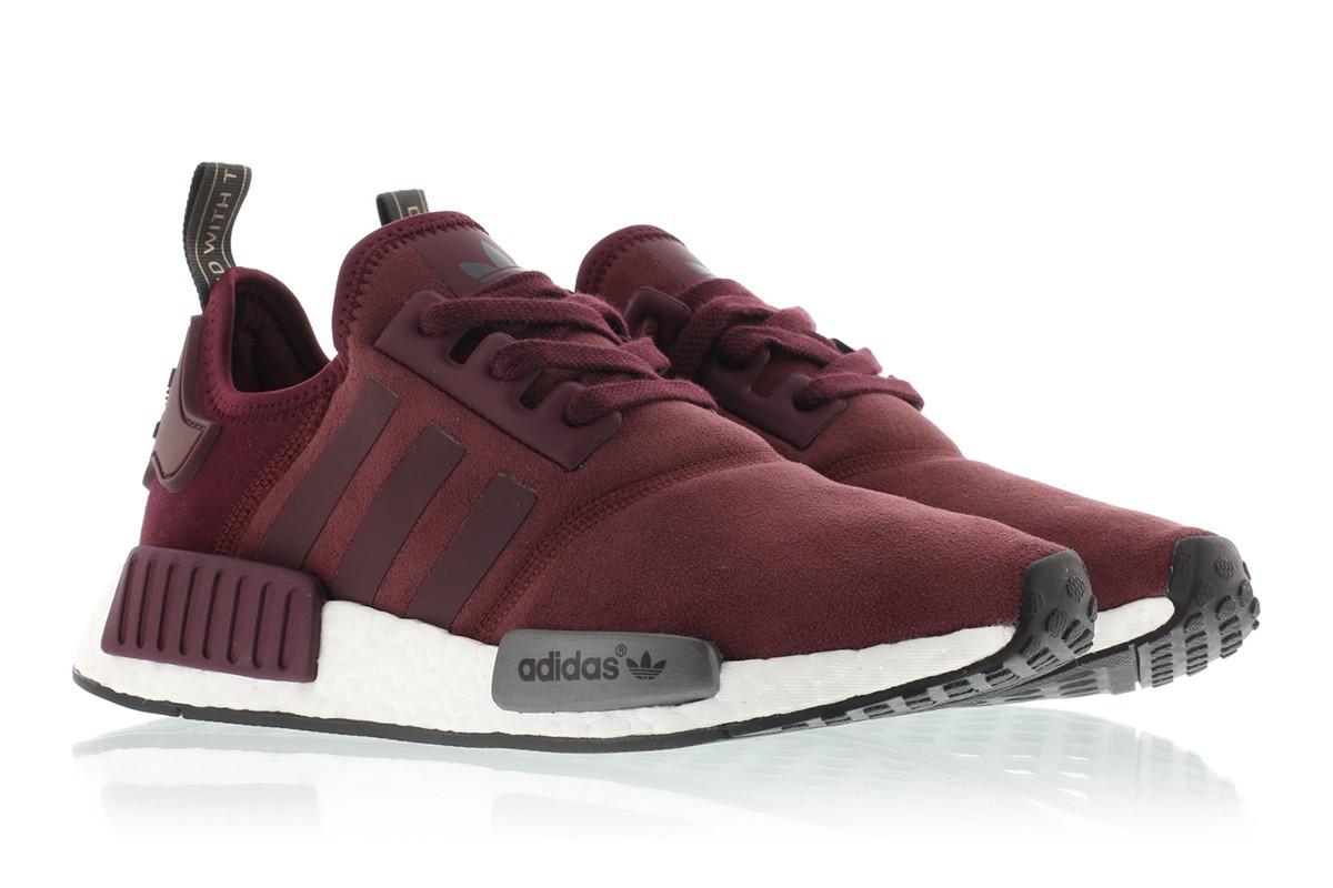 e2f308aad0234 ... wholesale adidas nmd runner burgundy d2caf c692c