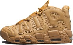 "Женские кроссовки Nike Air More Uptempo ""Flax/Light Brown"", 36"