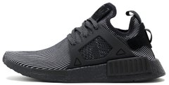 "Мужские кроссовки Adidas NMD XR1 Boost Runner Primeknit ""Core Black"", 41"
