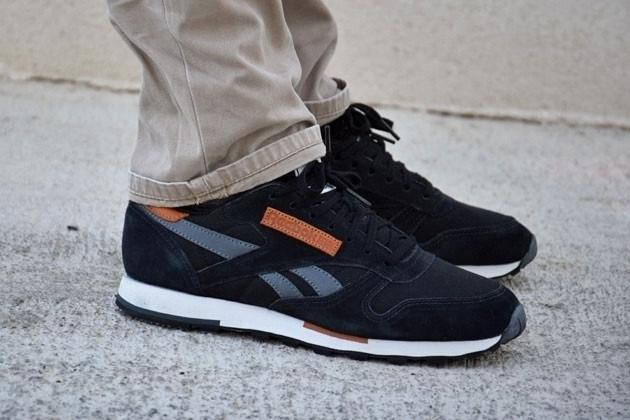 Купить Чоловічі кросівки Reebok Classic Leather Utility