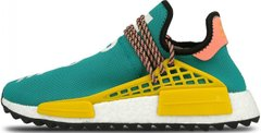 "Мужские кроссовки Pharrell Williams x adidas NMD Human Trail ""Sun Glow/EQT Yellow"", 44"