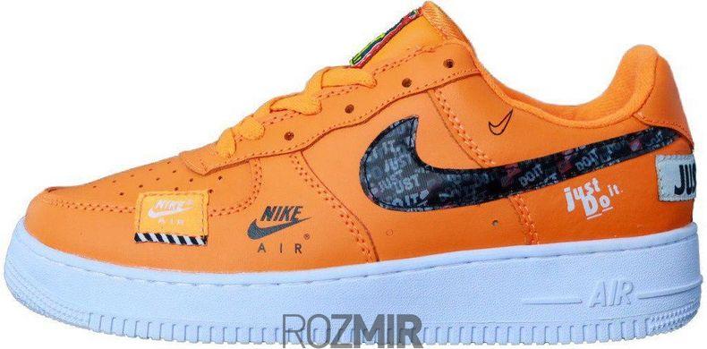 0eaaddf4 Мужские кроссовки Nike Air Force 1 Low Just Do It