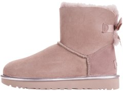 "Женские угги UGG 1019032 Mini Bailey Bow II Metallic ""Dusk"", 40"