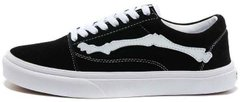 "Кеды Blends x Vans Vault Old Skool Zip LX ""Bones"", 45"