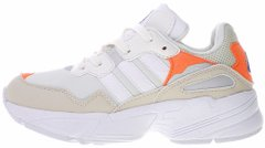 "Кроссовки adidas Yung-96 ""Clear Brown / Cloud White / Crystal White"", 44"
