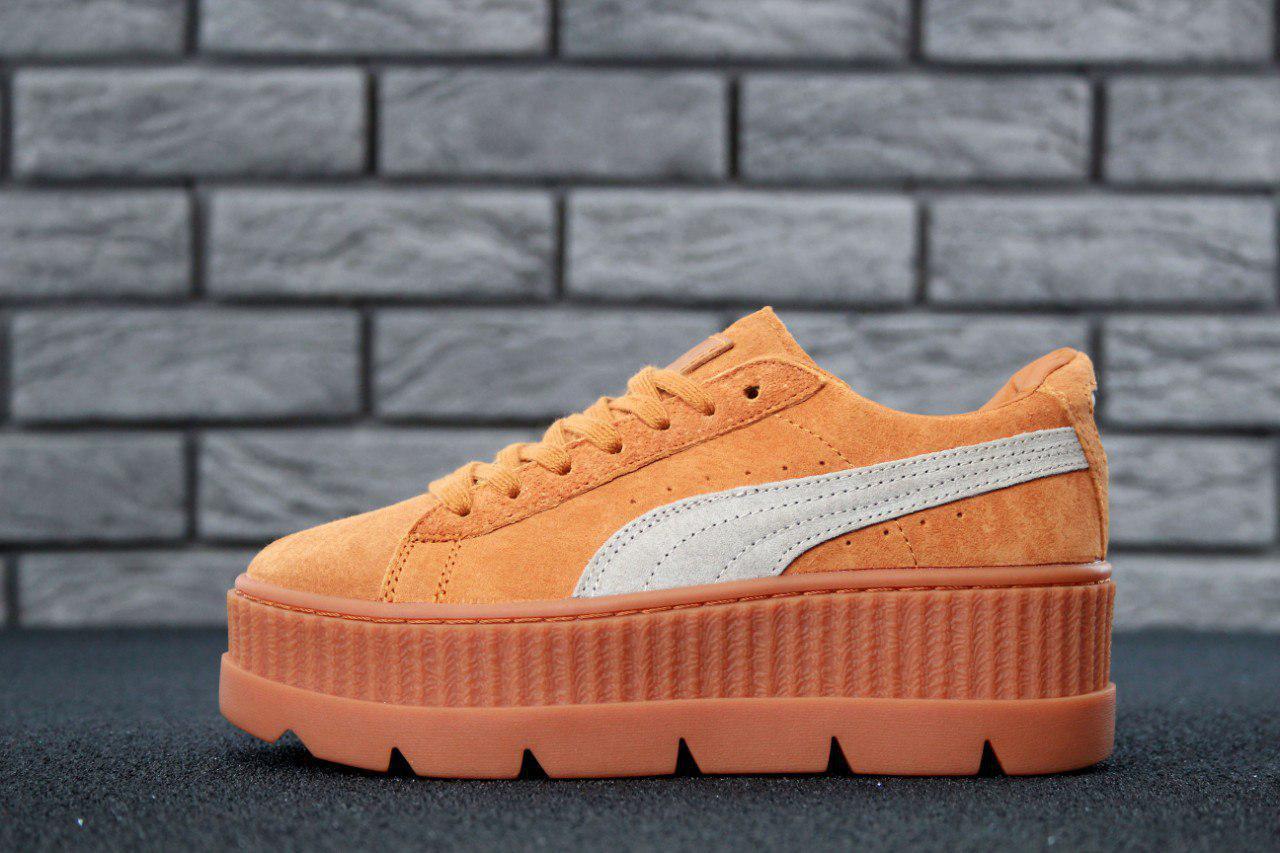 ... Жіночі кросівки Rihanna x Puma Fenty Suede Cleated Creeper