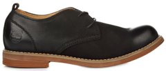 Мужские туфли Timberland Oxford Leather Black, 44