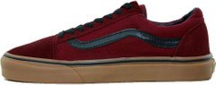 "Кеды Vans Old Skool ""Bordo/Black"", 45"