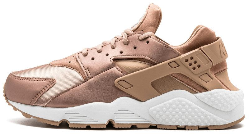 "Женские кроссовки Nike Air Huarache ""Bronze Rose Gold"", 39"