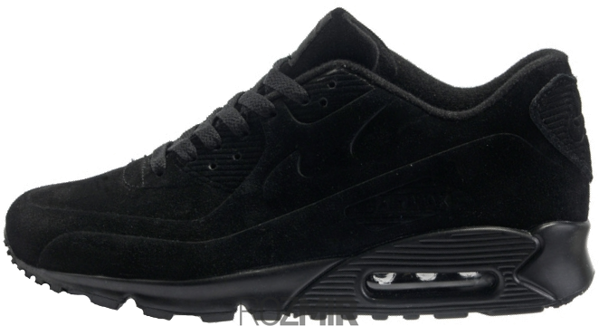 08f2010f Мужские зимние кроссовки Nike Air Max 90 VT Tweed